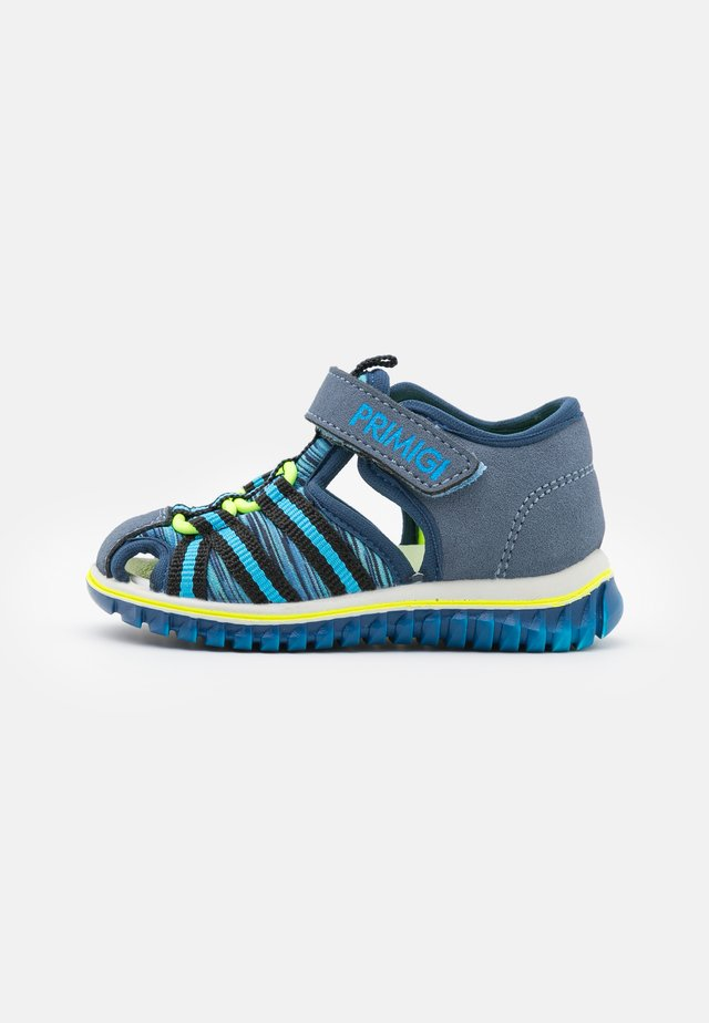 Sandály - avio/azzurro