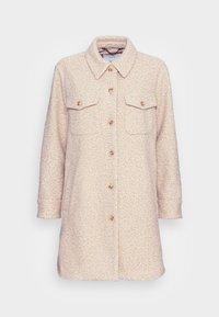 Opus - HALORE  - Classic coat - cream melange - 3