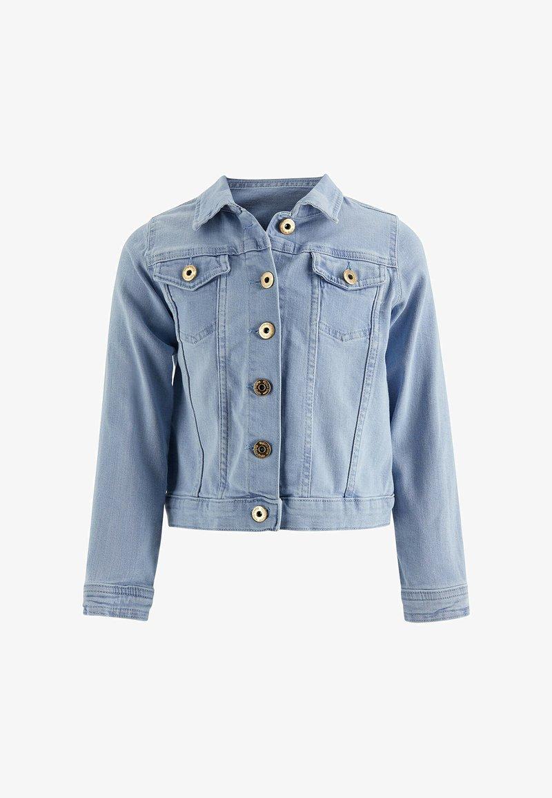 DeFacto - Denim jacket - blue