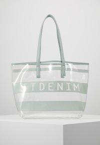 TOM TAILOR DENIM - LINARES SET - Tote bag - mint - 5