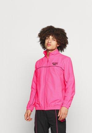 PRYCE TRACKSUIT - Träningsset - pink/black