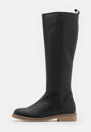 VENDA - Høje støvler/ Støvler - black