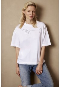Phyne - RUDI - T-shirt print - white - 0