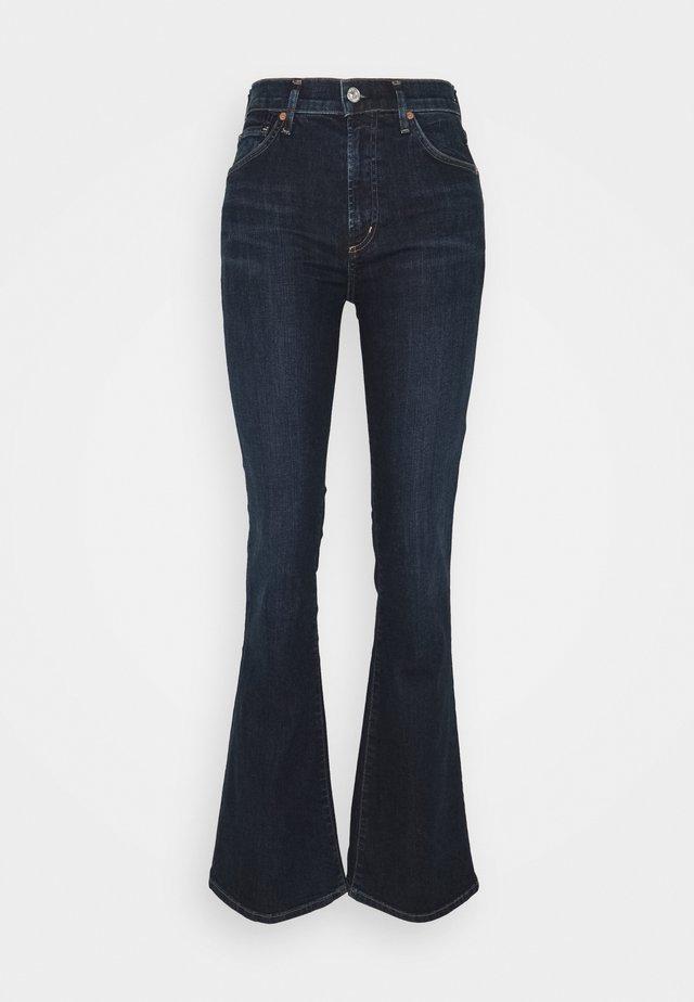 LILAH - Jeans Bootcut - loveland