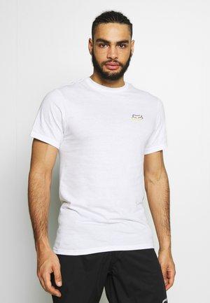 HONR TEE - Koszulka sportowa - opt wht