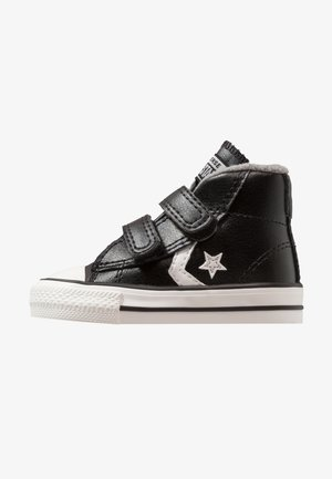 STAR PLAYER - Zapatillas altas - black/mason/vintage white