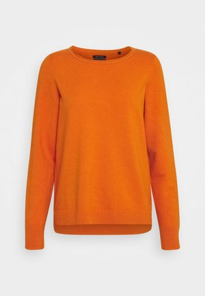Maglione - pumpkin orange