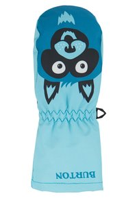 Burton - TODDLER GROMMITT - Mittens - blue/grey - 1