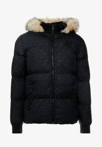 SIKSILK - DESTRUCTION JACKET - Winter jacket - black - 4