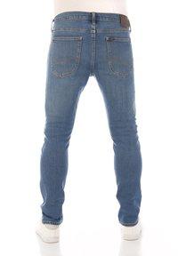 Lee - Slim fit jeans - used blue - 2