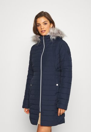 CORE PUFFER - Winter coat - navy
