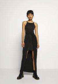 AllSaints - SAMI DRESS - Maxi dress - black - 0
