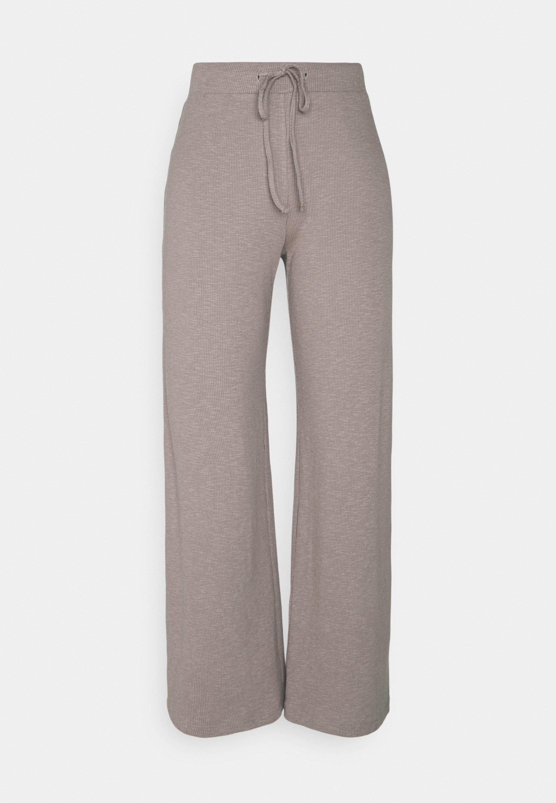 Women PCLASA WIDE PANT LOUNGE - Trousers