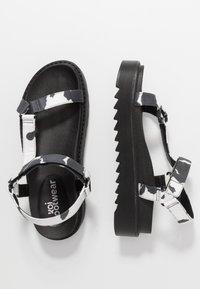 Koi Footwear - VEGAN  - Korkeakorkoiset sandaalit - black - 1