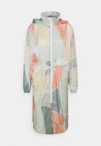 Obey Clothing - SLICE JACKET - Summer jacket - peach multi - 8