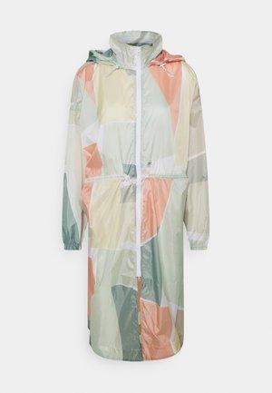 SLICE JACKET - Lehká bunda - peach multi