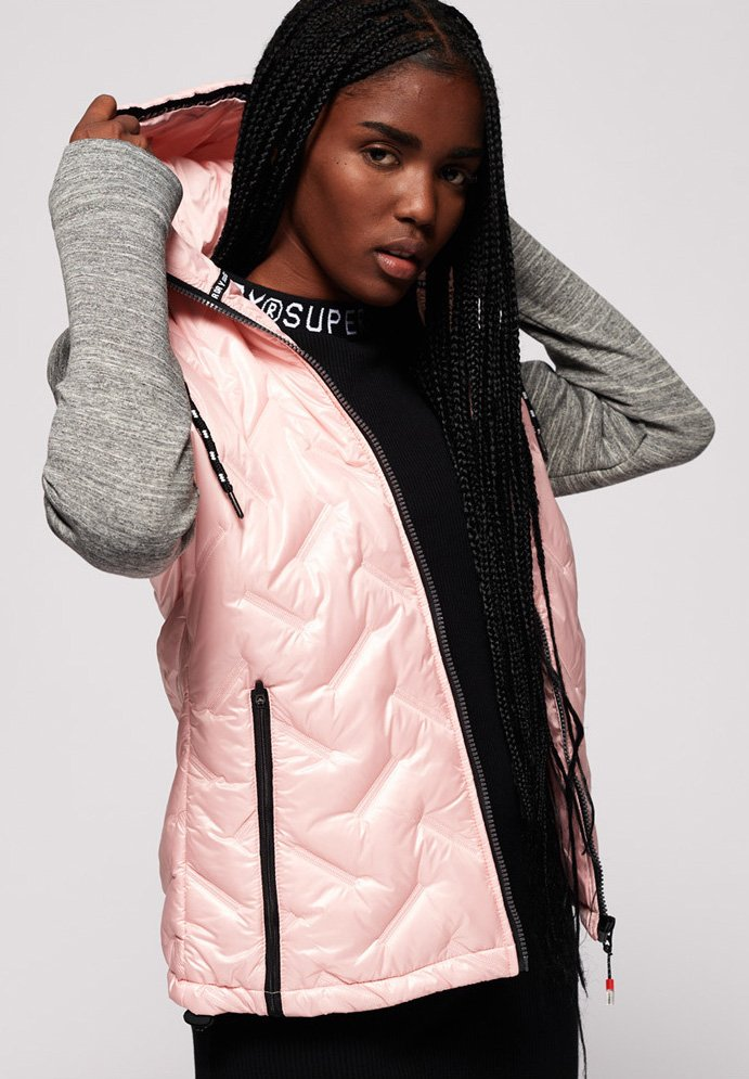 Superdry - Light jacket - pink