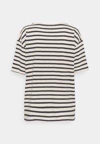 Lounge Nine - KYA  - Print T-shirt - navy/oat - 6