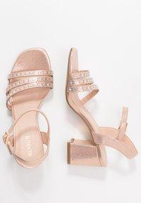 Menbur - Sandals - even rose - 3