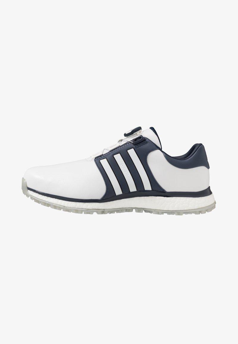 adidas Golf - TOUR360 XT SL BOA - Golfsko - footwear white/core black
