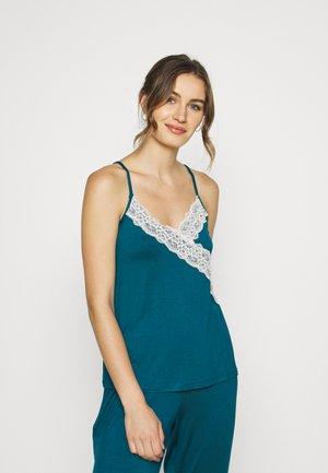 SOFA LOVES SECRET SUPPORT SOFT CAMI - Haut de pyjama - teal/blush