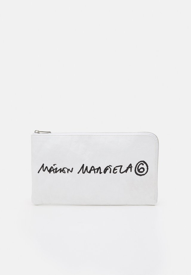 BORSA MANO - Laptoptas - white