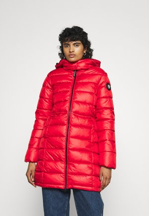 EILEEN - Winter coat - winter red