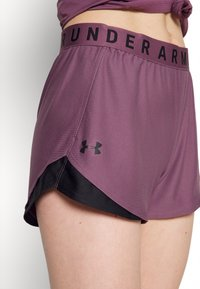 Under Armour - PLAY UP SHORTS 3.0 - Sports shorts - purple - 4