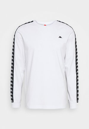 HAIMO LONGSLEEVE - Long sleeved top - bright white