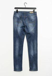 Vila - Slim fit jeans - blue - 1