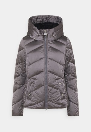 MOTEGI QUILT - Zimní bunda - chrome