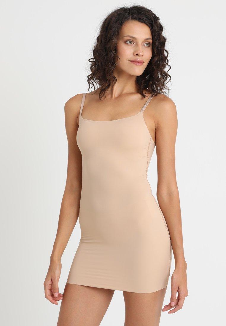 Calvin Klein Underwear - FULL SLIP - Shapewear - beige