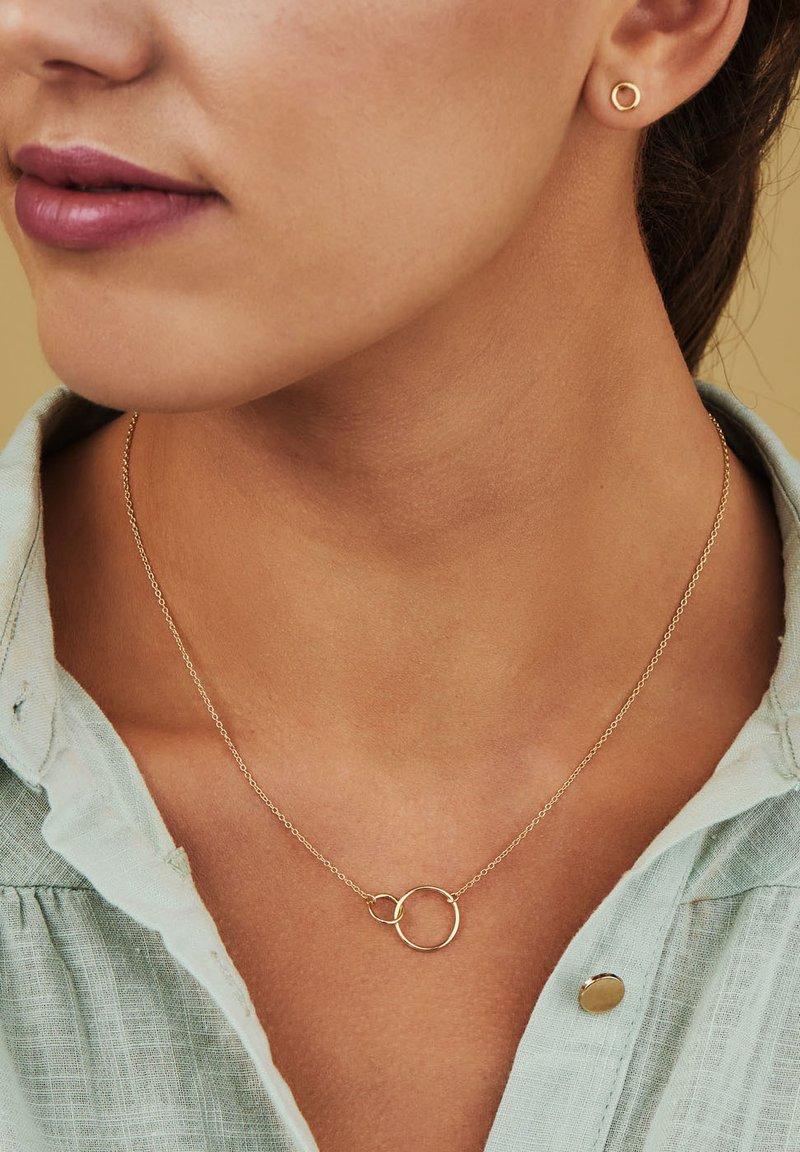 Selected Jewels - SET - Örhänge - gold