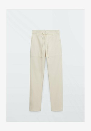 Pantalon de survêtement - beige