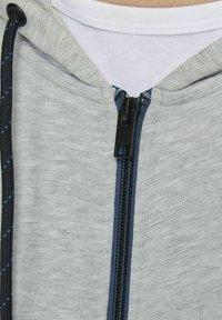 Jack & Jones - 2 PACK - Zip-up sweatshirt - navy blazer - 3