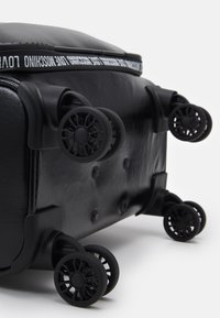 Love Moschino - Wheeled suitcase - black - 5