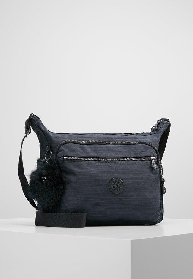 GABBIE - Across body bag - true dazz navy