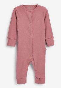 Next - Sleep suit - pink - 1