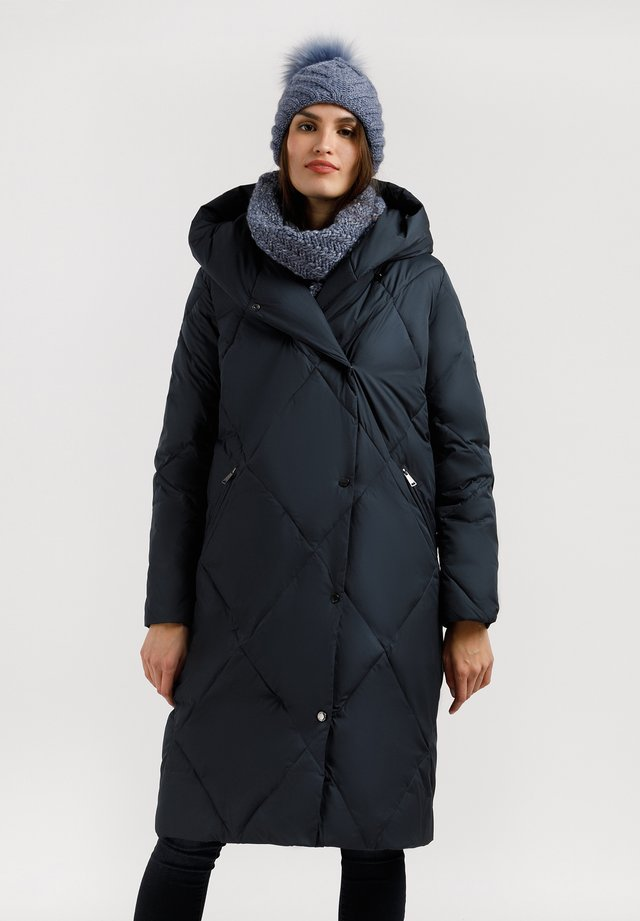 MIT WASSERABWEISENDER IMPRÄGNIERUNG - Winter coat - cosmic blue