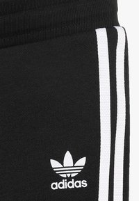 adidas Originals - TREFOIL HOODIE SET UNISEX - Dres - black/white