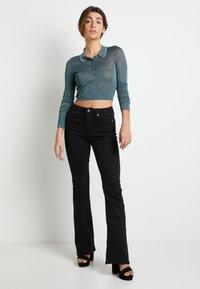 Pepe Jeans - DUA LIPA x PEPE JEANS - Long sleeved top - jade - 1