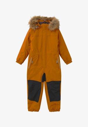 Snowsuit - honey ginger