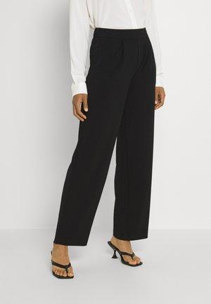JDYLANEY CATIA WIDE PANT - Bukse - black