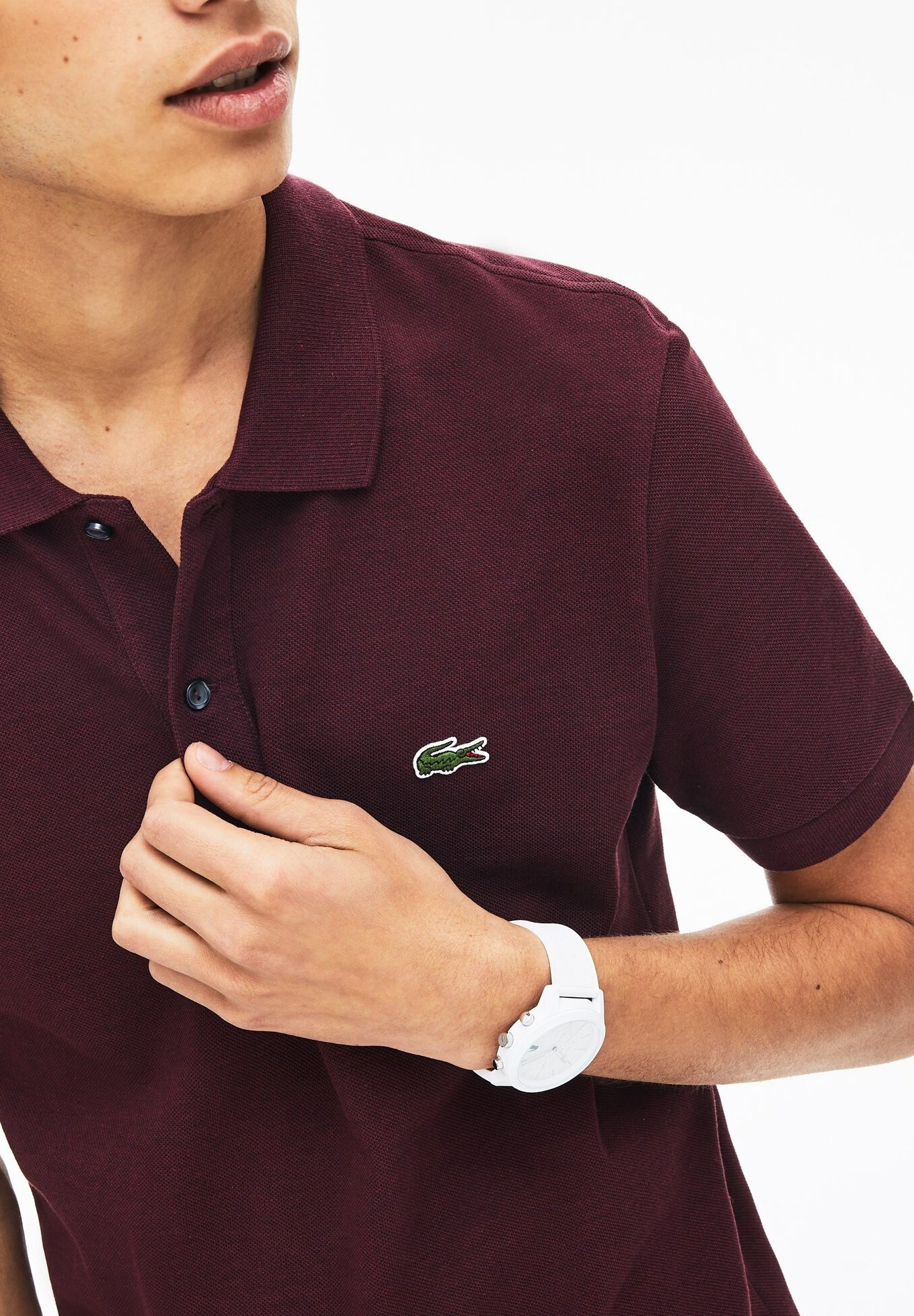 Lacoste PH4012 - Polo shirt - vigne chine yOAtF
