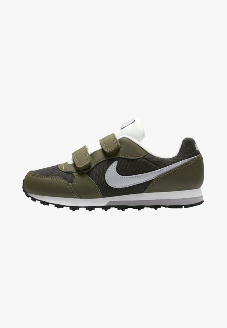 Nike Sportswear - MD RUNNER 2 BPV - Trainers - sequoia/olive canvas/sail/wolf grey