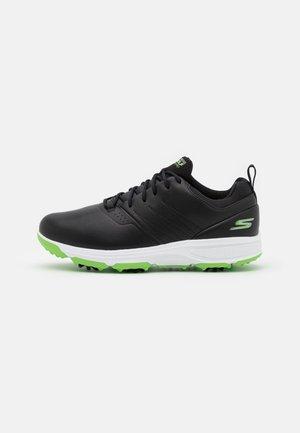 GO GOLF TORQUE - Golfschoenen - black/lime trim