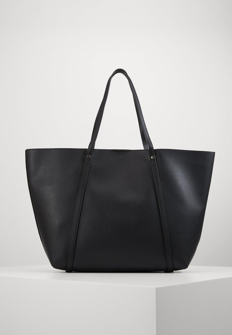 New Look - TIANA PLAIN TOTE - Shopper - black