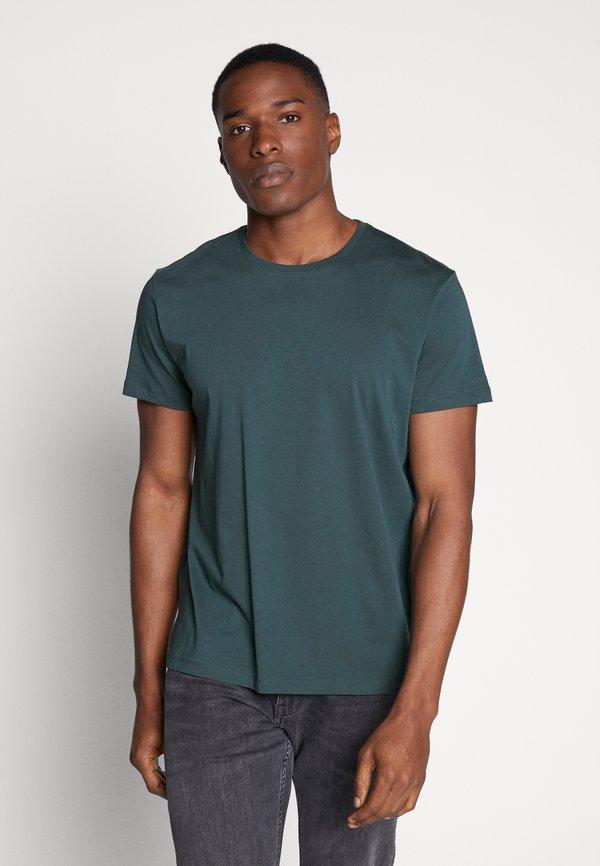 Esprit T-shirt basic - teal/turkusowy Odzież Męska SPGD