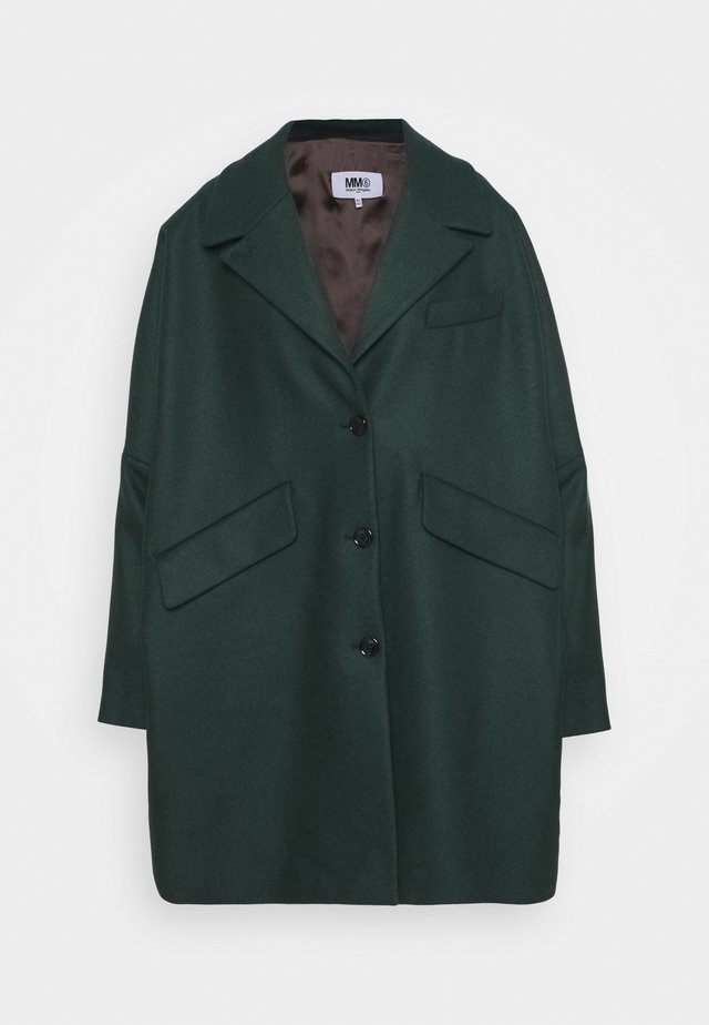 Classic coat - duck green