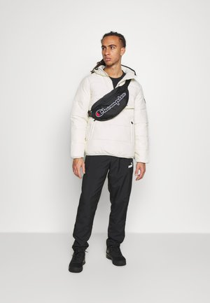 HOODED JACKET - Veste de survêtement - offwhite